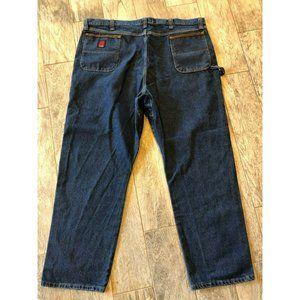Wrangler Riggs Jeans Dura Shield Cargo Workwear 46